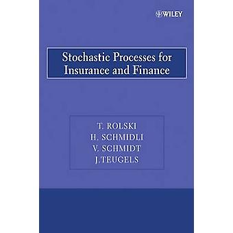 Stochastic Processes for Insurance P by Rolski