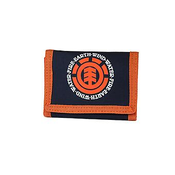 Element Elemental Polyester Wallet in Flame