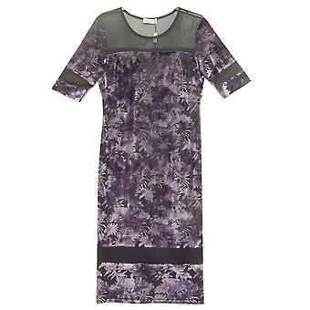 Anonymous Dress A4911 Purple