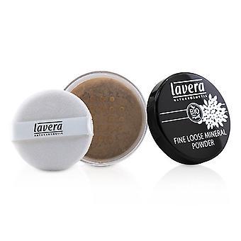 Lavera Fine Loose Mineral Powder - # 03 Honey - 8g/0.3oz
