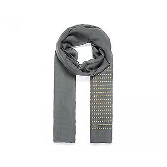 Intrigue Womens/Ladies Sequin Line Scarf
