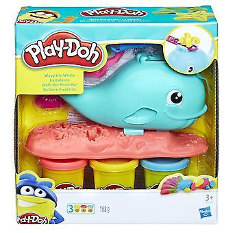 اللعب--دوه متموجة الحوت