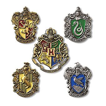 Harry Potter Tylypahkan House Pins