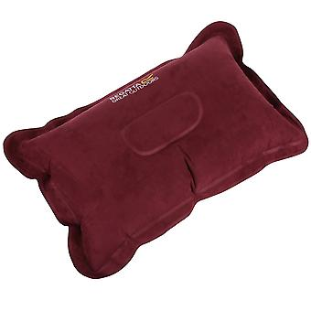 Regatta Inflatable Sleeping Bag Pillow - Burgundy