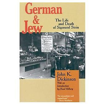German & Jew: The Life and Death of Sigmund Stein