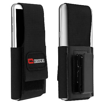 Crosscall Universal Smartphone Belt Case Size 170 x 90 mm Black