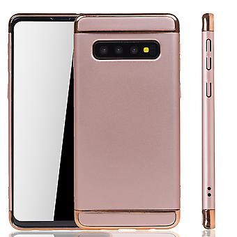 Samsung Galaxy S10 Phone Case Protection Case Bumper Hard Cover Pink