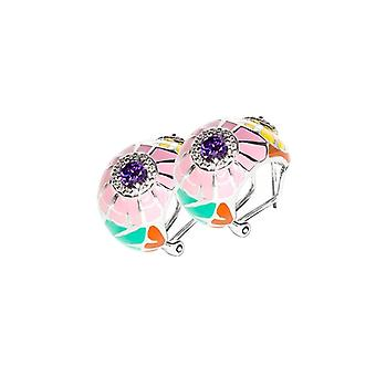 Belle Etoile Dandelion Pink Earrings 3021010602