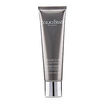 Natura Bisse Diamond Cocoon Enzyme Cleanser Deep Cleansing Mousse - 100ml/3.5oz