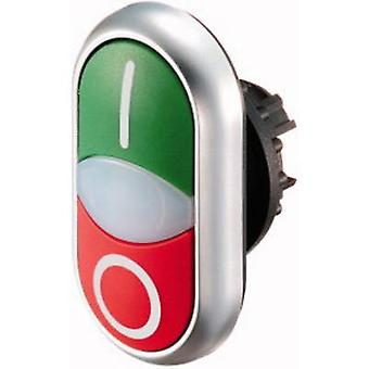 Eaton M22-DDL-GR-X1/X0 Double head pushbutton Green, Red 1 pc(s)