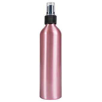 SHANY المصمم اختيار الوردي الألومنيوم زجاجة فارغة مع مرفق رذاذ
