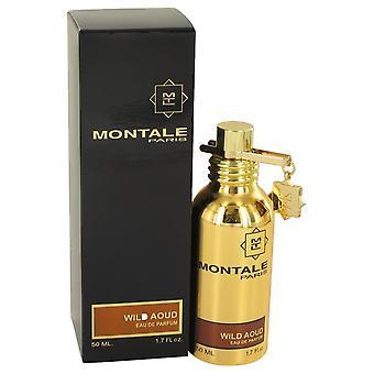 Montale Wild Aoud Eau De Parfum Spray (Unisex) By Montale   536081 50 ml