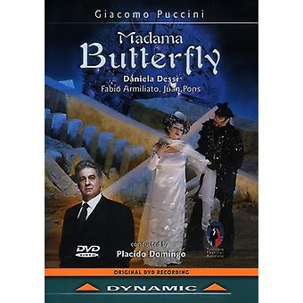 G. Puccini - Madama Butterfly (komplette Oper) [DVD] USA importieren