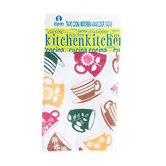 Wellindal Trapo Cocina Microfibra (Mesa y Cocina , Accesorios de cocina)