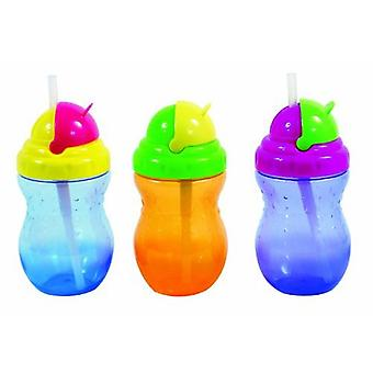 Nûby Pp Vaso Con Pajita Flip-It (Babies and Children , Toys , Others)