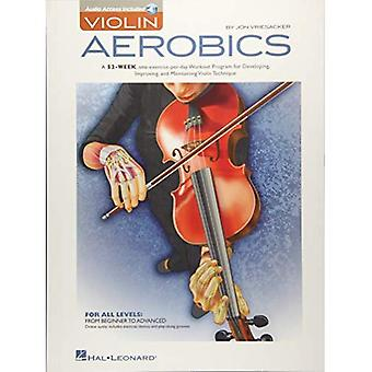 Jon Vriesacker: Violin Aerobics