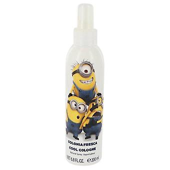 Minions yellow body cologne spray by minions 539877 200 ml