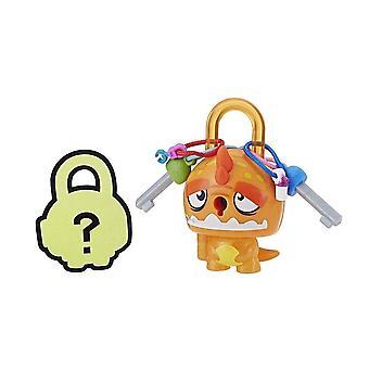 Lock Stars Orange Dinosaur - Series 1