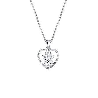 Elli sølv anheng halskjede 0101643018_45