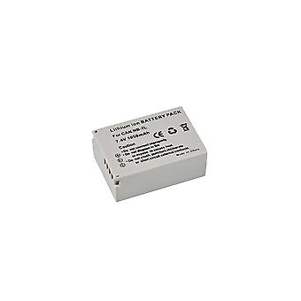 Batteria sostitutiva BRESSER Lithium-Ion per Canon NB-7L