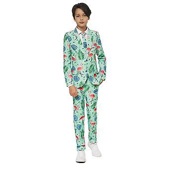 Boys Tropical Suit