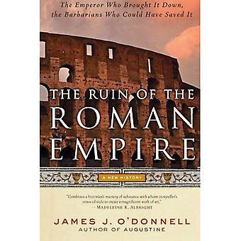 De ondergang van het Romeinse Rijk: A New History