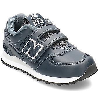 New Balance 574 YV574ERV univerzálne celoročné deti topánky