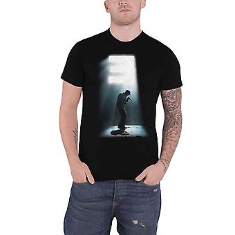 Eminem T Shirt The Glow Slim Shady Logo new Official Mens Black