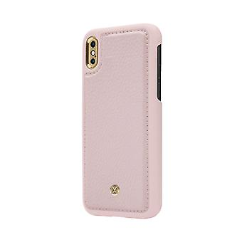 Marvêlle iPhone X/Xs Magnetic Case Pink Chic