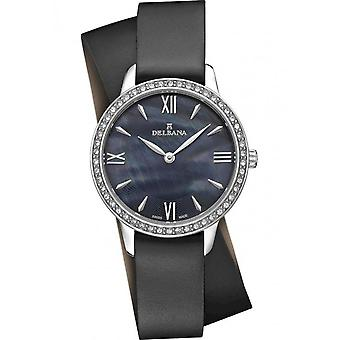 Delbana - Wristwatch - Ladies - Dress Collection - 41611.615.1.536 - Antibes