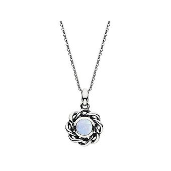Kit Heath Heritage Heritage Mystic Birthstone June Moonstone Necklace 9234JUN024