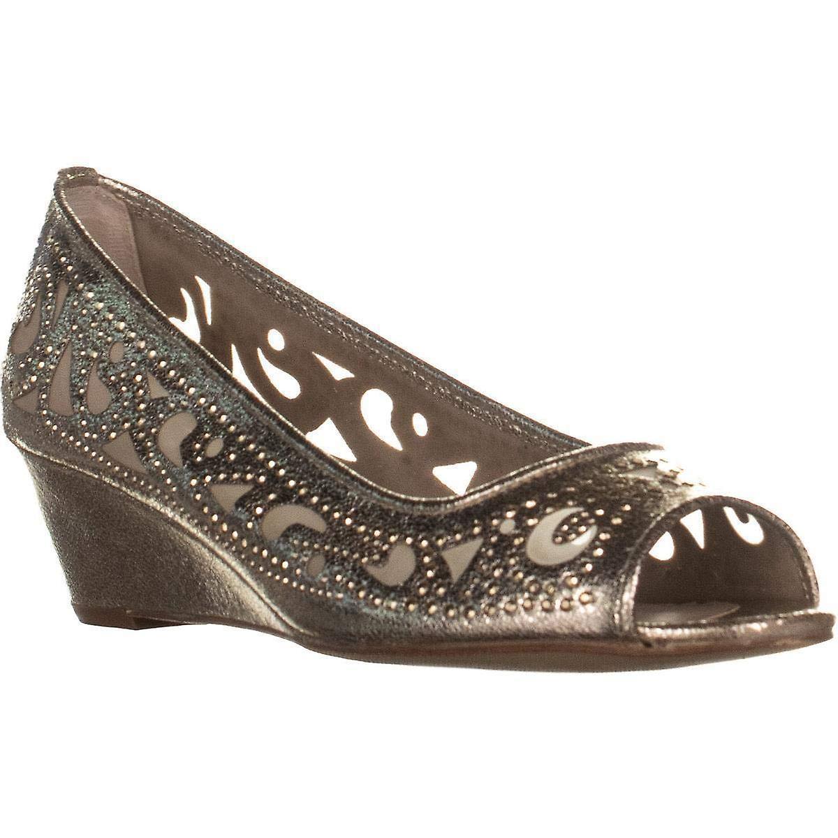 Charter Club Womens CASSIAA Fabric Open Toe Casual Slide Sandals