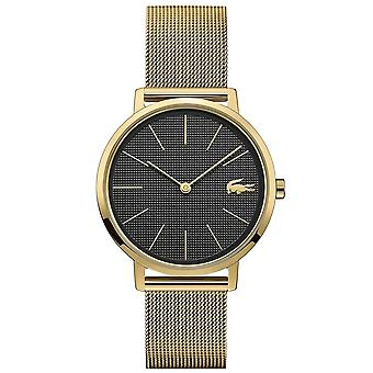 Lacoste 2001073 Women's Moon Gold Tone Wristwatch