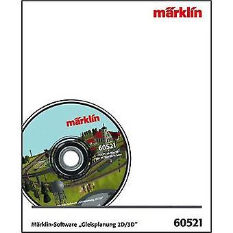 Märklin 60521 Universal Track layout software