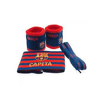 FC Barcelona tilbehør sæt