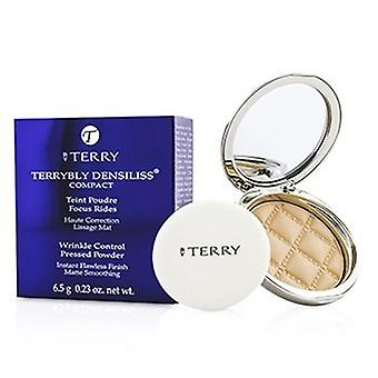 Przez Terry Terrybly Densiliss Compact Wrinkle Control Pressed Powder 6.5g - 6 Amber Beige