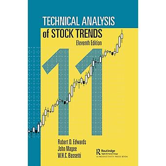 Teknisk analyse av Stock trender av Edwards & Robert D.