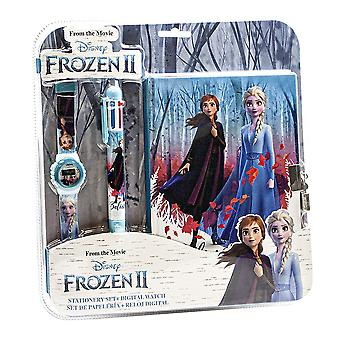 Frozen 2 / Frost 2, The Print and Digital Watch