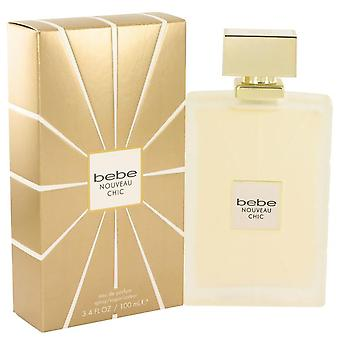 Bebe Nouveau Chic Eau De Parfum Spray By Bebe   514305 100 ml