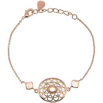 Stella Dor Rose bracelet - Quartz Rose