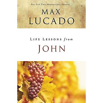 Max Lucadon elämän oppitunnit Johnilta