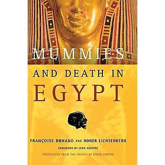 Mumien und Tod in Ägypten von Francoise DunandRoger Lichtenberg