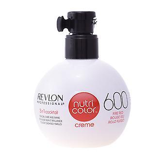 Revlon Nutri Color Crème #600 rouge feu
