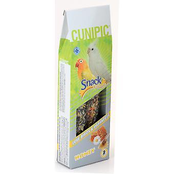 Cunipic Bars of Honey (Birds , Bird Treats)