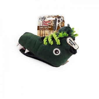 AFP Zapatilla Cocodrilo Doggy'S Shoes (Hunde , Spielzeug und Sport , Kuscheltiere)