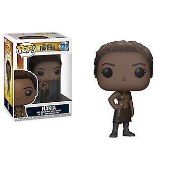 Funko Pop! Vinyl Marvel Black Panther Nakia Beeldje #277