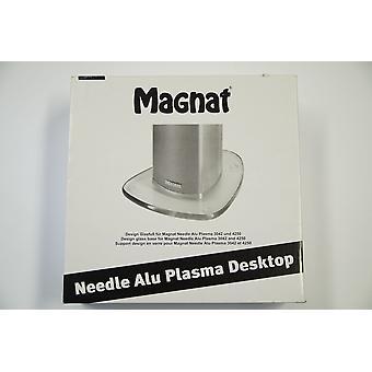 Magnat Needle Plasma 3042 und 4250 Design Glasfuß 2 Stück