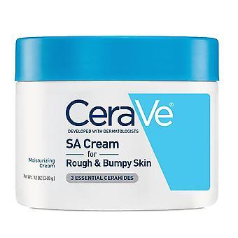 Cerave renewing sa cream, 12 oz
