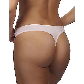 Dopo Eden 10.35.6034-041 Donne's Lyonne Light Pink Pizzo Panidio Thong