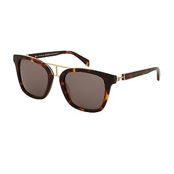 Lunettes de soleil Balmain Original Unisex All Year - Brown Color 32850
